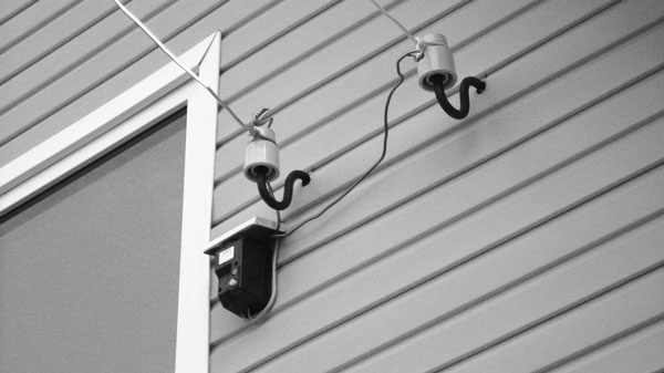 Как подвести электричество к дома