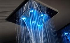 тропический душ со смесителем