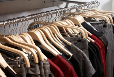 Изготовление вешалок для одежды
