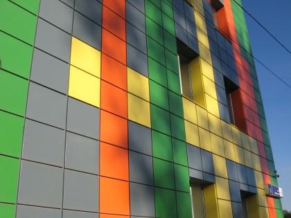 Производство и монтаж вентилируемых фасадов
