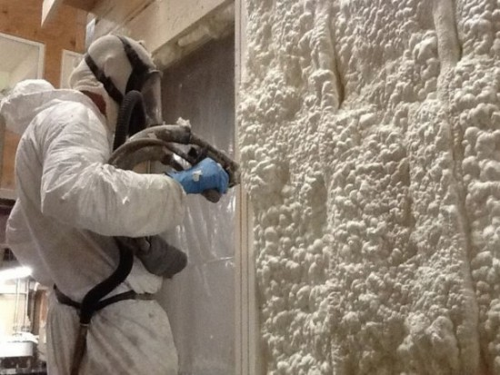 wall insulation foam