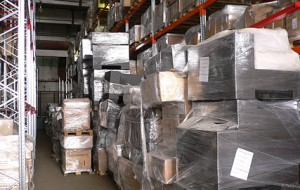 warehouse storage services responsible
