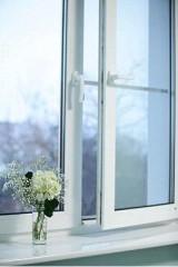 winter installation of PVC windows